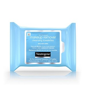 Neutrogena Make-up Remover Cleansing Towelettes samantha lebbos