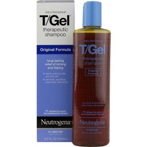 Neutrogena T Gel Therapeutic Shampoo Original Formula samantha lebbos