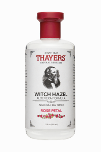 Thayers Rose Petal Alcohol-Free Witch Hazel with Aloe Vera samantha lebbos