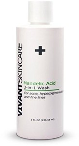 Vivant Skin Care Mandelic Acid 3 in 1 Wash samantha lebbos