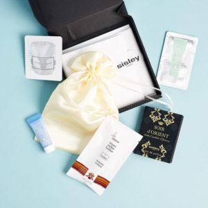 Best beauty boxes 2018 Sisley Paris Beauty Subscription samantha lebbos