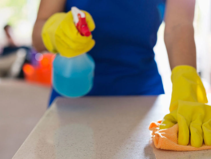 how to spring clean your life samantha lebbos